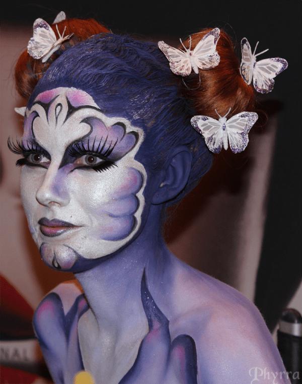 Make Up For Ever Model