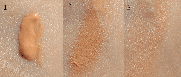 Urban Decay Naked Skin Beauty Balm Swatches