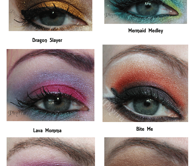 6 Favorite BFTE Cosmetics Tutorials