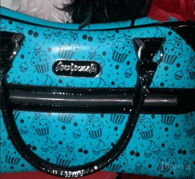 Sourpuss Cupcake Bag