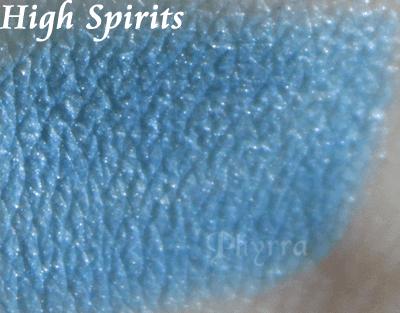 Meow High Spirits Swatch