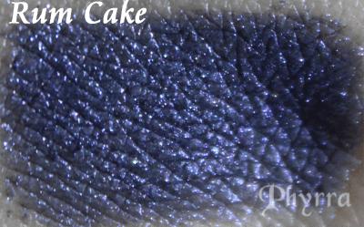 Meow Rum Cake Swatch