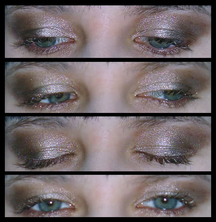 A Brown look with Aromaleigh