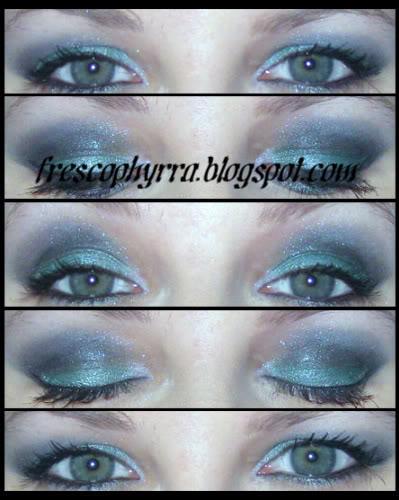 Glamour Doll Eyes Aqua Look