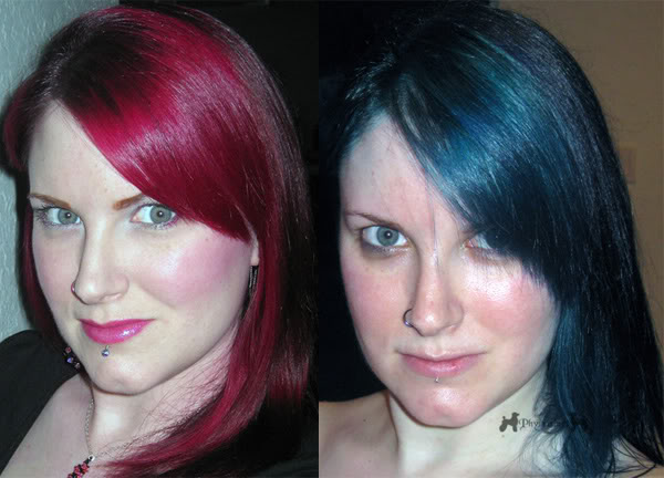From Fuchsia to Turquoise