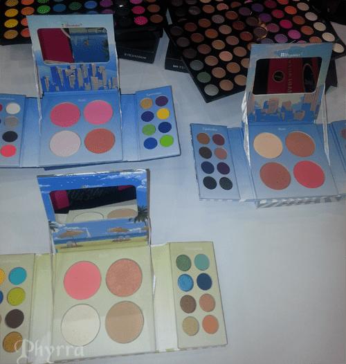 New BH Palettes