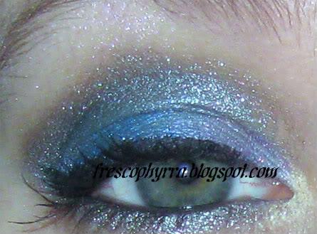Glamour Doll Eyes Blue Ribbon Makin' a Scene