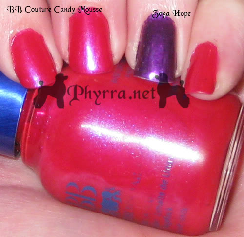 BB Couture Candy Mousse