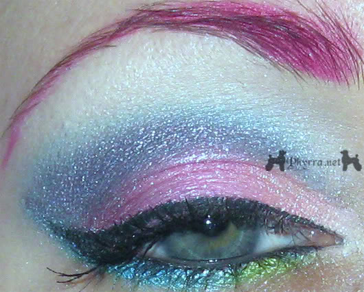 Chaotic Pink Look