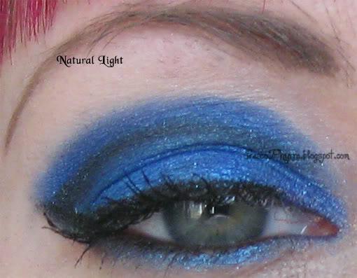 Meow Geek Cred - Blue Look