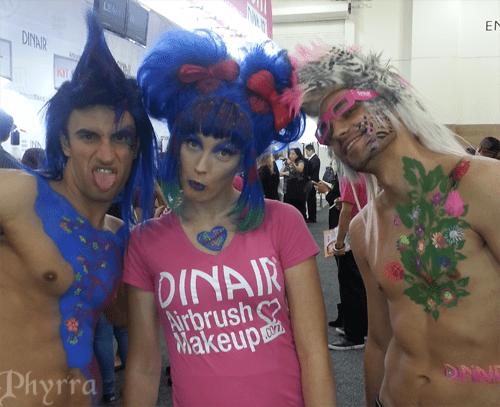 Dinair Models