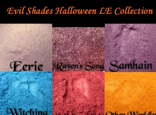 Evil Shades LE Halloween Collection!