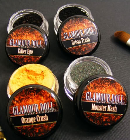 Glamour Doll Eyes LE Halloween Collection is out!
