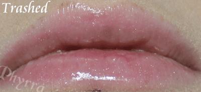 Urban Decay Trashed Lip Junkie Lipgloss