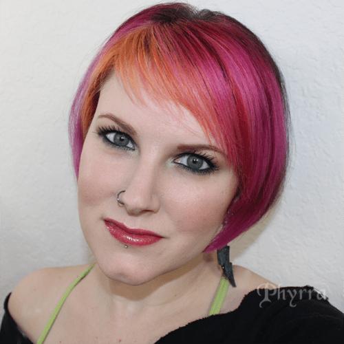 Urban Decay Bad Witch Theodora Makeup Tutorial
