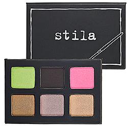 Update on Stila's Artist's Inspiration Palette