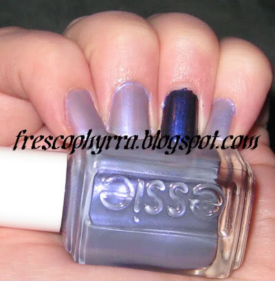 Essie's Huckle Buckle & Color Club Electronica