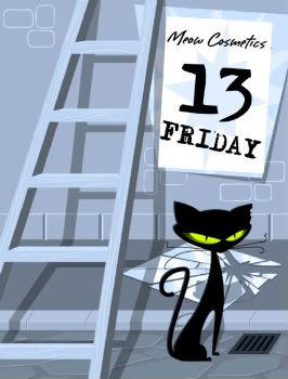 Meow's Friday the 13th Collection