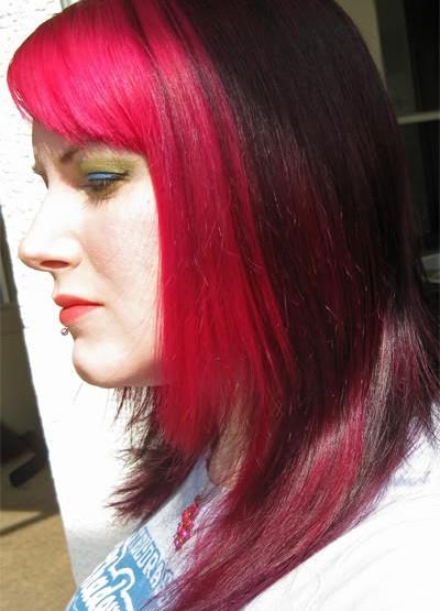 So I'm a 'Redhead' again