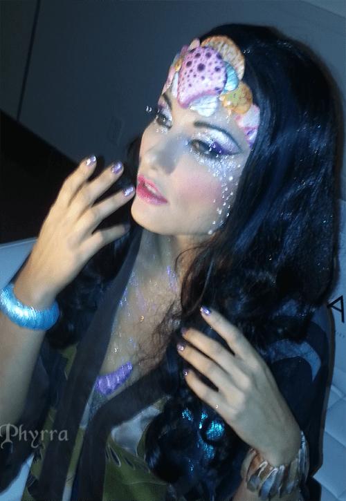 Lovely Maria Mermaid of Graftobian