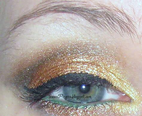 Silk Naturals Meteor - Golden Look