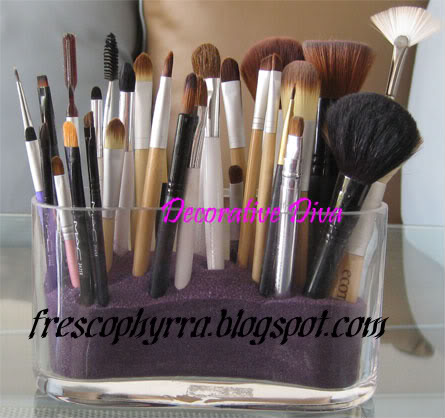 How to Create a Brush Holder for Under $10