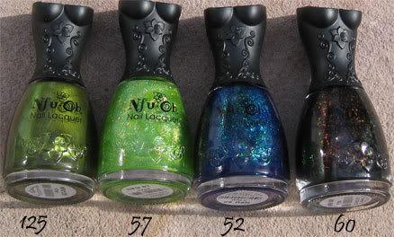 Nfu.Oh - Gorgeous Nail Polishes