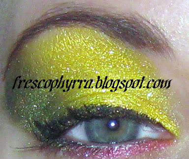 Aromaleigh Parrot Inspired Look