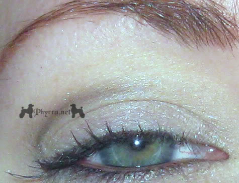 Quickie Makeup Look