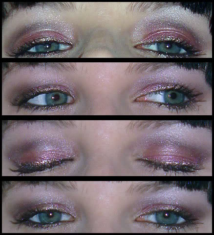 Aromaleigh's Weekly Makeup Challenge