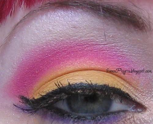 Pink + Orange Video Tutorial