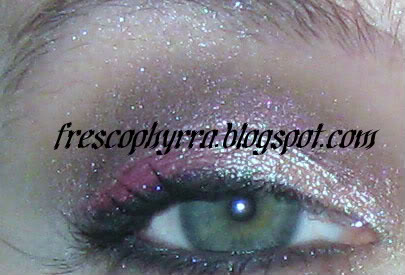 Sultry Pink look with Archetype Cosmetics