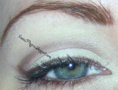 A No-Makeup Look