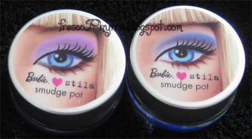 Stila Smudge Pots - Purple Pumps & Cobalt Clutch