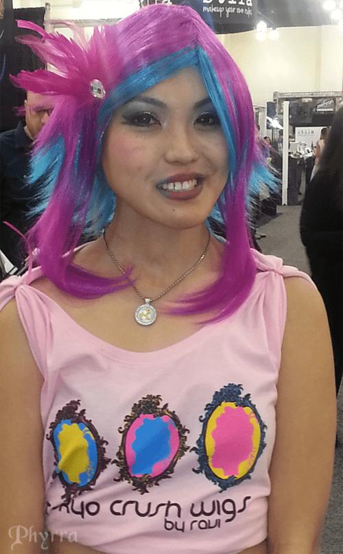 Tokyo Crush Wigs