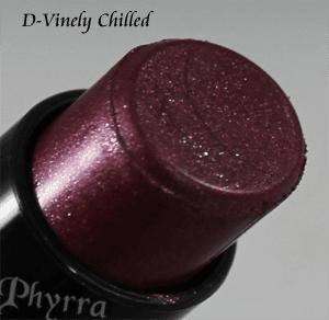 Wet n' Wild D-Vinely Chilled Lipstick