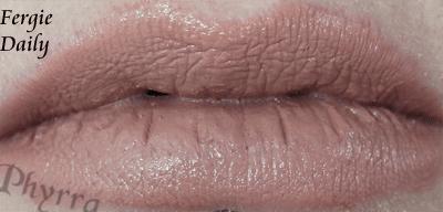 Wet n' Wild Fergie Fergie Daily Lipstick Swatch