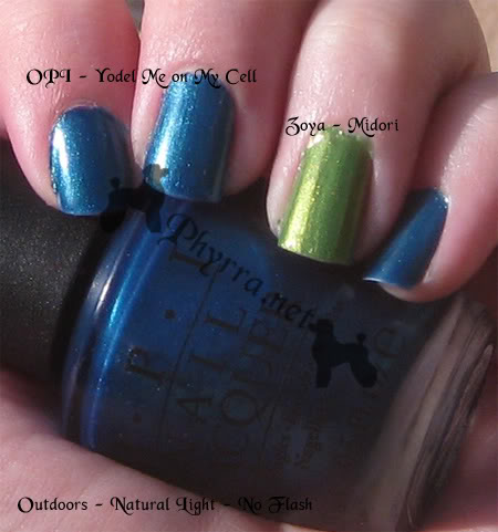 OPI - Yodel Me On My Cell
