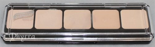 Graftobian HD High-Definition Glamour Creme Ultra Lite Palette Review and Swatches