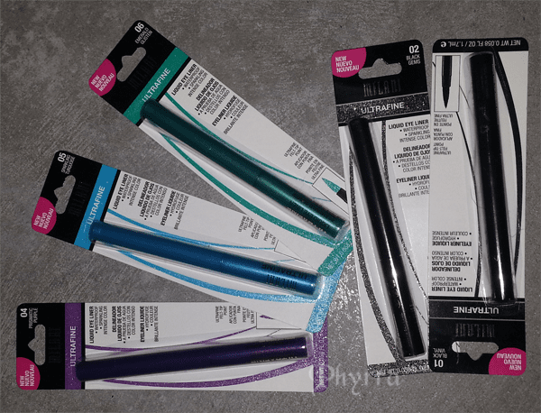 Milani Cosmetics Ultrafine Liquid Eyeliner