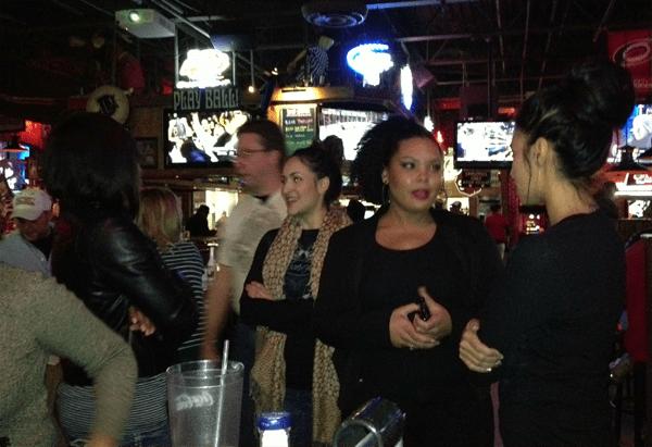 Julie G and Marissa's Meetup