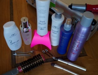 Styling Products for a Pompadour