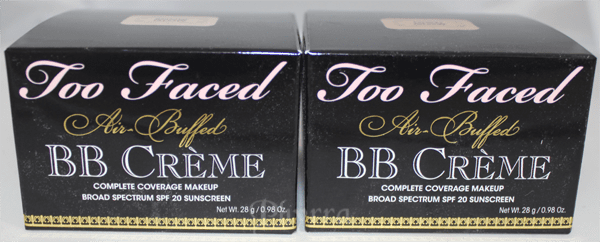 Too Faced Air-Buffed BB Creme Foundations