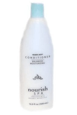 Trader Joe's Nourish Spa Balance Moisturizing Conditioner Review