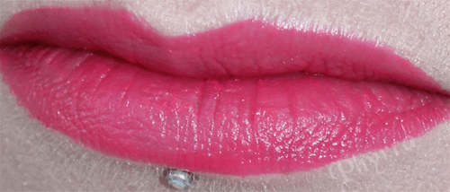 Bite High Pigment Matte Pencil in Corvina Lip Swatch and Review