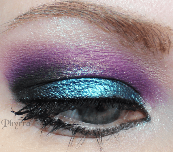 Darling Girl Don't Teal Me You Love Me and Sugarpill Poison Plum