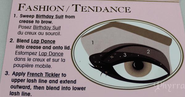 Too Faced Boudoir Fashion Look tutorial