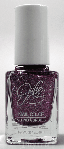 Jesse's Girl JulieG Frosted Gum Drops Crushed Candy Nail Polish