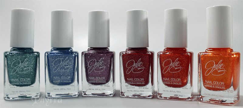 Jesse's Girl Julie G Nail Polish Review and Swatches