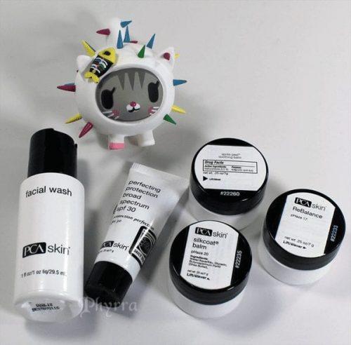 My PCA Skin Sensi Peel Facial Experience